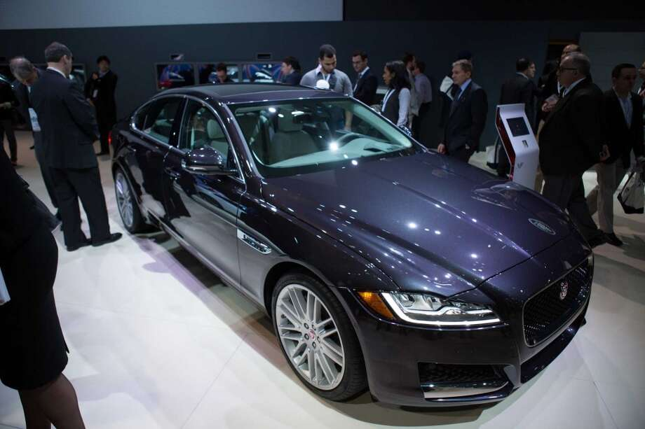 2016 Jaguar  XF  Photo: Getty Images