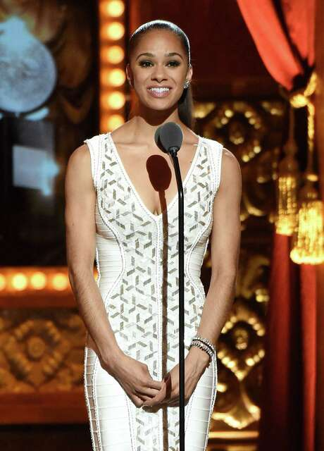 "American Ballet Theater dancer Misty Copeland will perform in ""On the Town"" on Broadway.  Photo: Theo Wargo, Staff / 2015 Getty Images"