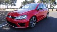2015 Volkswagen Golf R — the current (and hot) version of the old VW Rabbit. - Photo