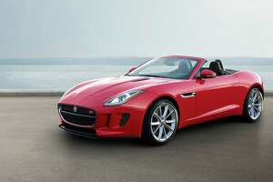 Jaguar's celebrated F-Type gets manual, AWD options for 2016 - Photo
