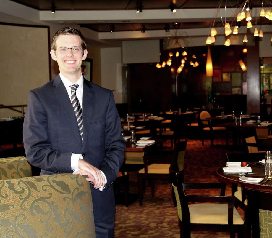 Cory Cuff, Food/Beverage manager at the Four Seasons Hotel. Photo: Paula Murphy / ONLINE_YES
