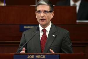 Nevada GOP Rep. Joe Heck running for Harry Reid's Senate seat - Photo