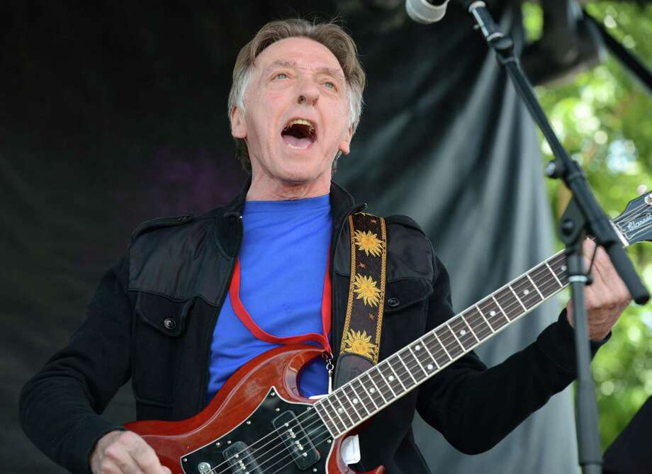 Singer and guitarist Joey Molland and Badfinger will play San Antonio as part of Hippiefest. Photo: Scott Dudelson /Getty Images / 2015 Scott Dudelson