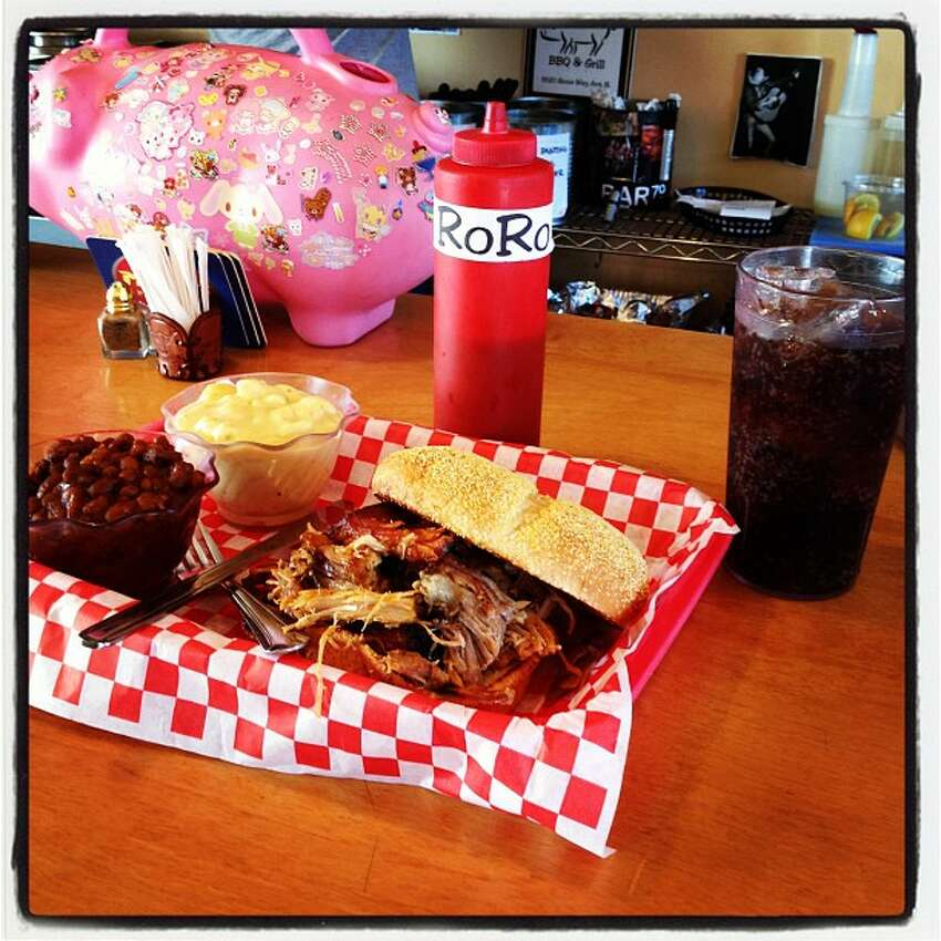 RoRo BBQ and Grill, Wallingford: One of Seattle's better-known barbecue joints, its name is taken from owner Rob's young niece's attempt to say his name. You can