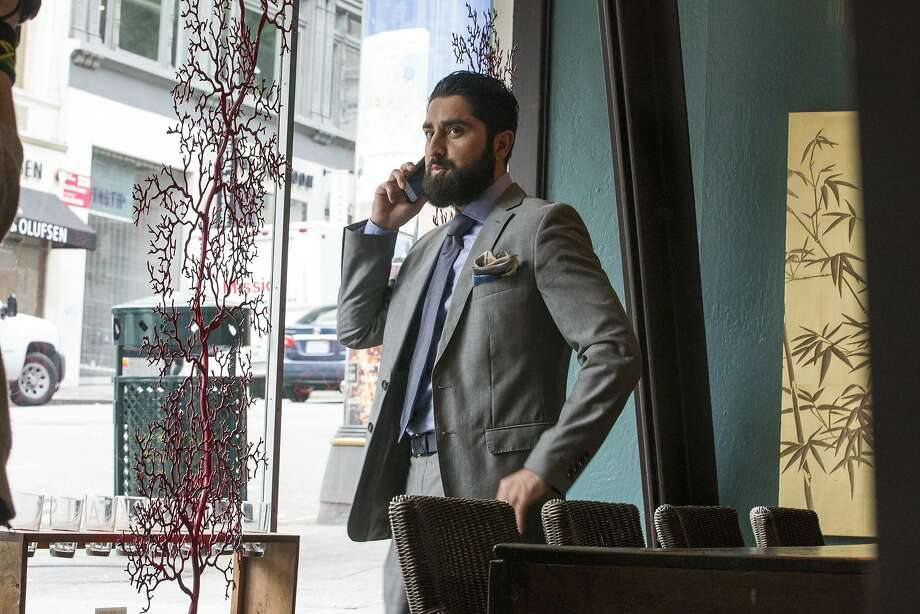 "Ron Habibi is in ""Million Dollar Listing San Francisco."" Photo: Kim White/Bravo"