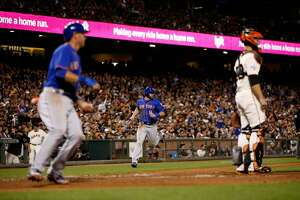 Giants lose again, fall to .500 for first time since May 15 - Photo