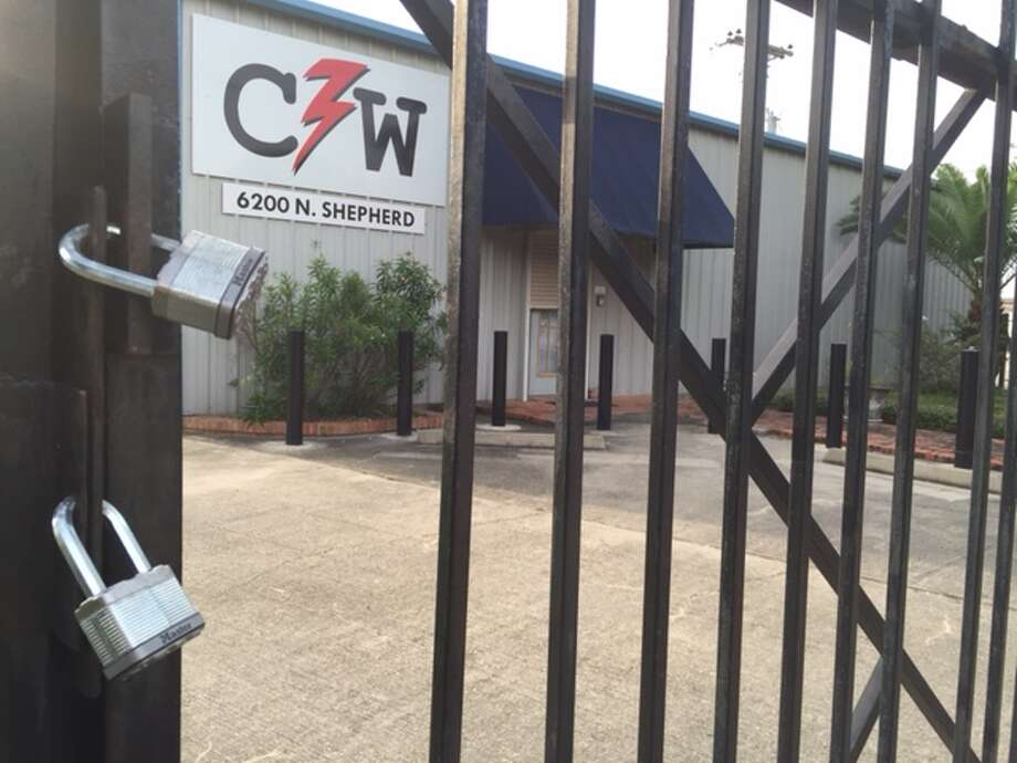 A gun shop owner opened fire on burglary suspects early Tuesday morning in north Houston. Photo: Cody Duty