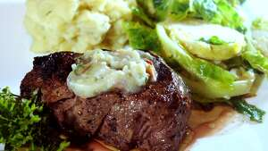 The Grill's purchases their fillet mignon comes from 44 Farms near College Station  Photo taken Thursday, June 25, 2015 Guiseppe Barranco/The Enterprise
