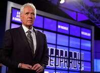 """Alex Trebek, host of """"Jeopardy!"""""""