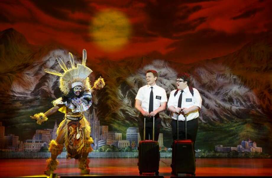 """The Book of Mormon"" (Joan Marcus)"