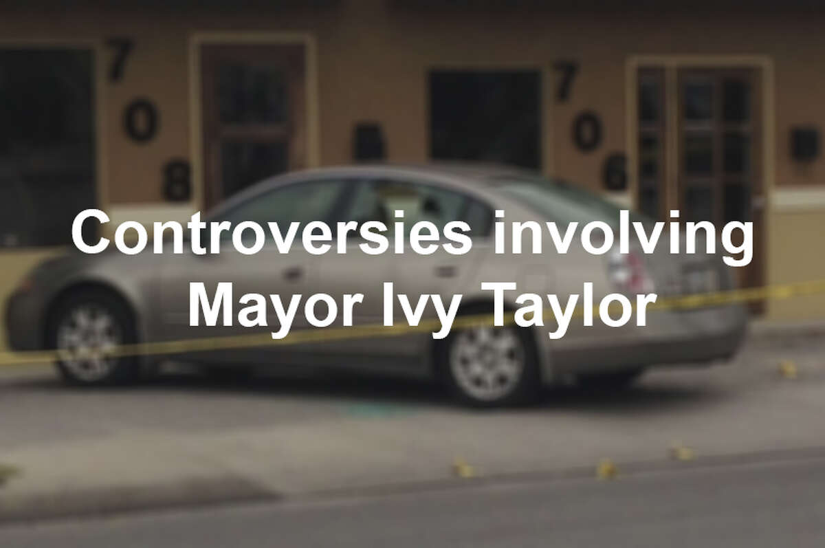 Click through the gallery for a string ofcontroversies involvingMayor Ivy Taylor and the law.