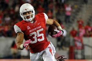 UH's Kenneth Farrow named to Maxwell Award watch list - Photo