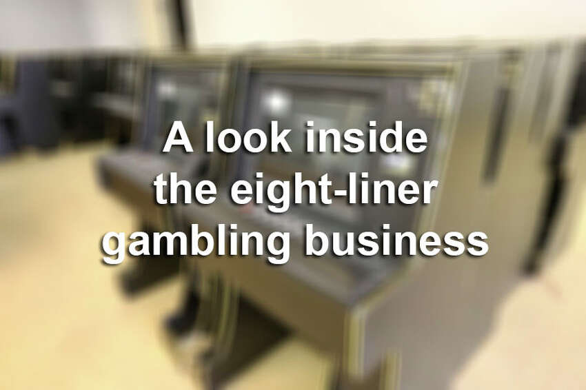 Take a look inside the business of eight-liner gambling machines, which are a popular draw for gamblers in South Texas.