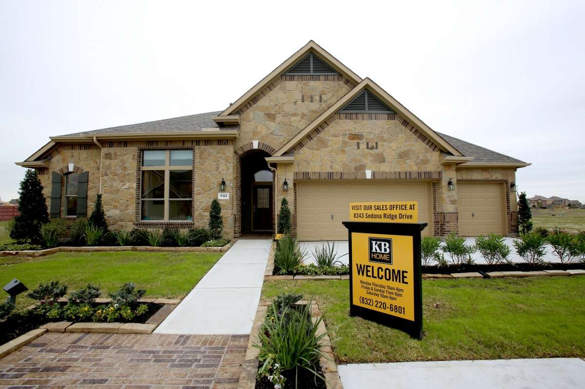 KB Home builds in 27 neighborhoods in the Houston area.