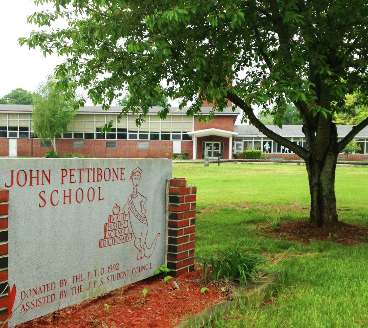 John Pettibone School closed at the end of June but remains in Board of Education management until Sept. 30 when it will be turned over to the town.