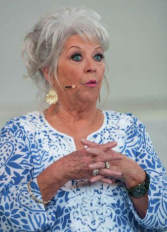 Paula Deen cleans house: Paula Deen Brownface