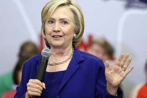 Clinton says she opposes boycott effort against Israel - Photo