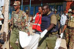 Kenya says Islamic extremists kill 14 in Kenya's north - Photo