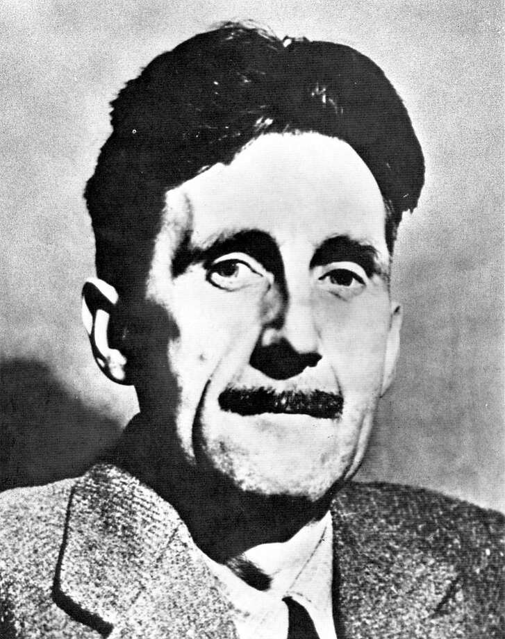 George Orwell Photo: HANDOUT