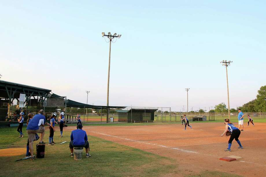 Friendswood Girls Softball Association teams will have new fields and concession and restroom facilities at Friendswood's Sportspark.   Friendswood Girls Softball Association teams will have new fields and concession and restroom facilities at Friendswood's Sportspark. Photo: Pin Lim, Freelance / Copyright Forest Photography, 2015.