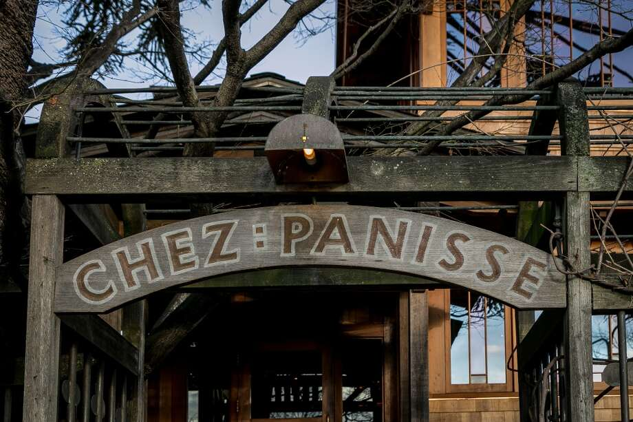 The exterior of Chez Panisse in Berkeley. Photo: John Storey, Special To The Chronicle 2014