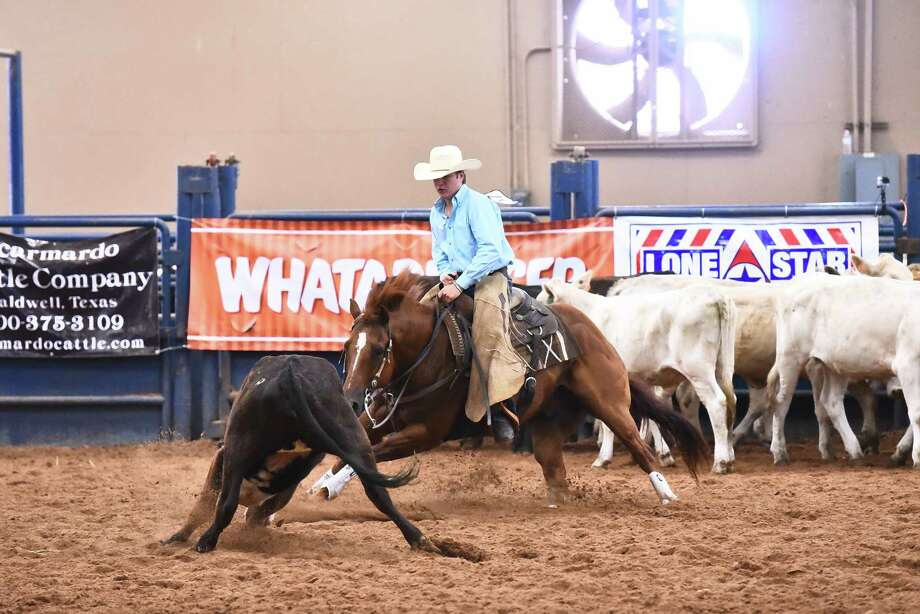 Sklyer Woolls, a sophomore at Sour Lake's Abeka Academy, will compete with the Texas National High School rodeo team for the National High School Finals Rodeo July 12-18 in in Rock Springs, Wyoming.