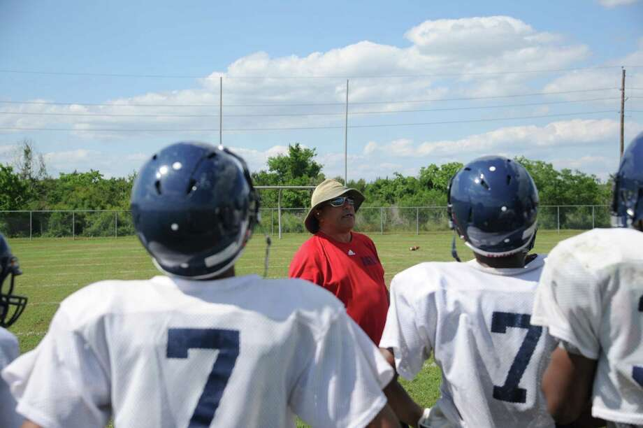 Cy Springs coach Rick Cobia is hoping the  7-on-7 State Tournament gives his Panthers valuable experience. Photo: Eddy Matchette, Freelance / Freelance