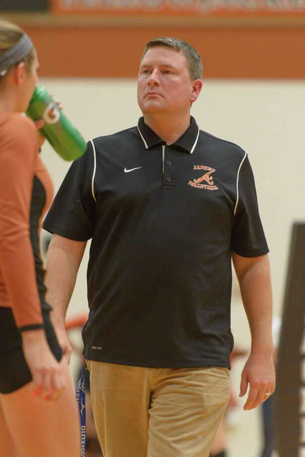 Elkins has hired James Stahl, formerly of Alvin, as its new volleyball coach. Photo: ÂKim Christensen, Photographer / ©Kim Christensen