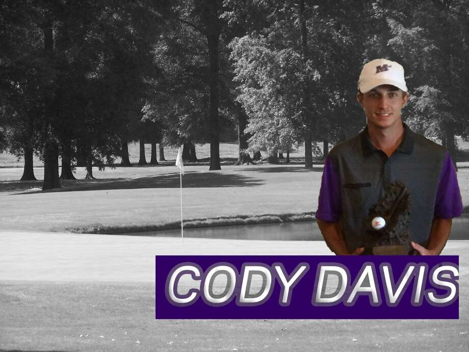 Cody Davis from Clear Lake won the Gleannoch Pines Collegiate Open in summer 2015. Photo: Courtesy Millsaps College / handout
