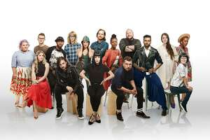 San Francisco designers cast on 'Project Runway' - Photo