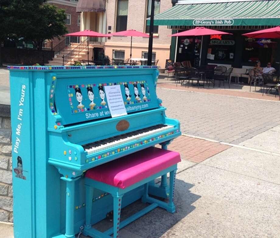 Piano at McGreary Steve Barnes