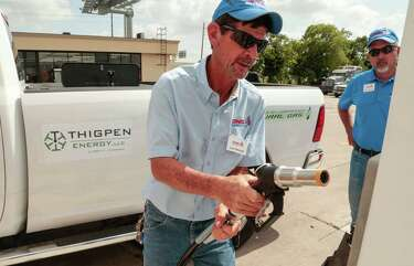 Katy station is latest to pump compressed natural gas