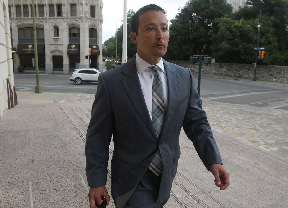 """Brian Alfaro said on the witness stand Friday that he would have done """"anything"""" to save Primera Energy but things had happened too quickly. Photo: John Davenport /San Antonio Express-News / ©San Antonio Express-News"""