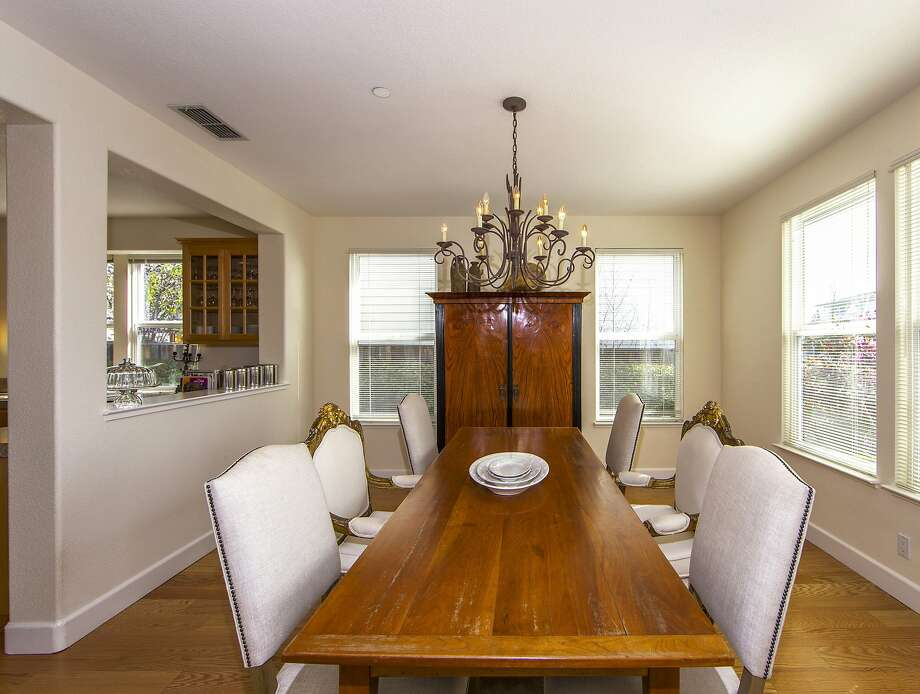 Craftsman-style four-bedroom offers Wine Country living ...