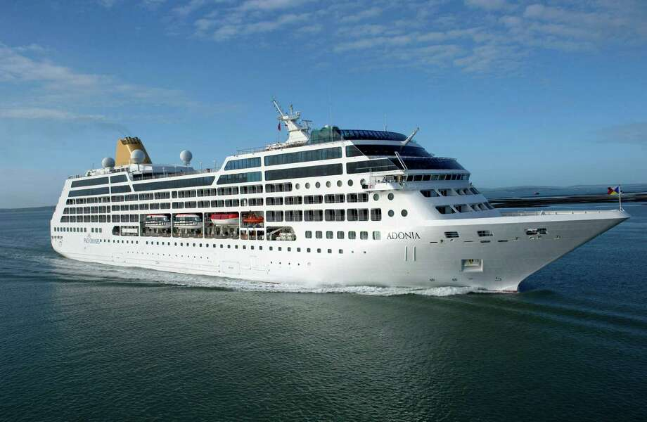 The 710-passenger MV Adonia has no casino or Broadway-type shows. Rather, it will offer Spanish classes and workshops on island arts and heritage. Photo: Uncredited, HONS / Carnival Corporation