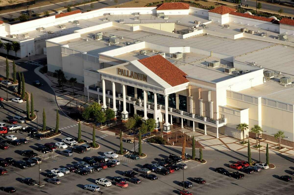 The Palladium is the showcase movie house of the Santikos San Antonio theater chain. It is show here on Jan. 19, 2011.