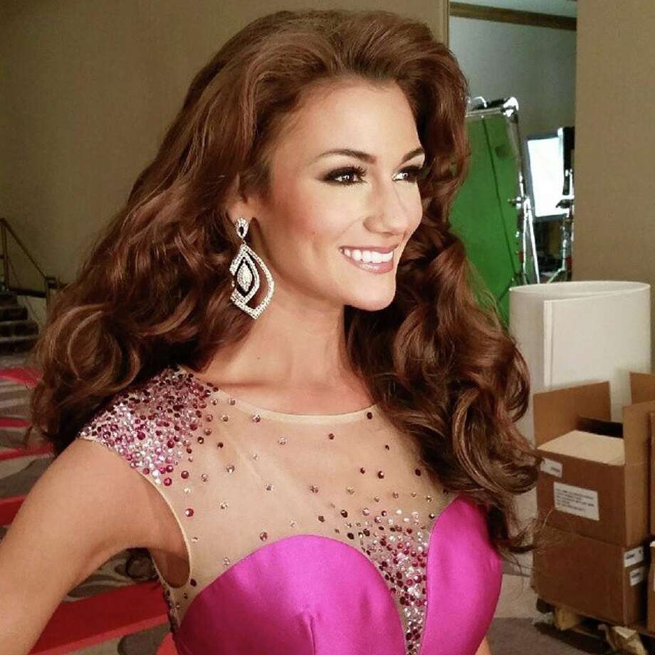 Kingwood graduate Candice Bennatt will compete as Miss Louisiana in the Miss USA Pageant on Sunday. Photo: Courtesy