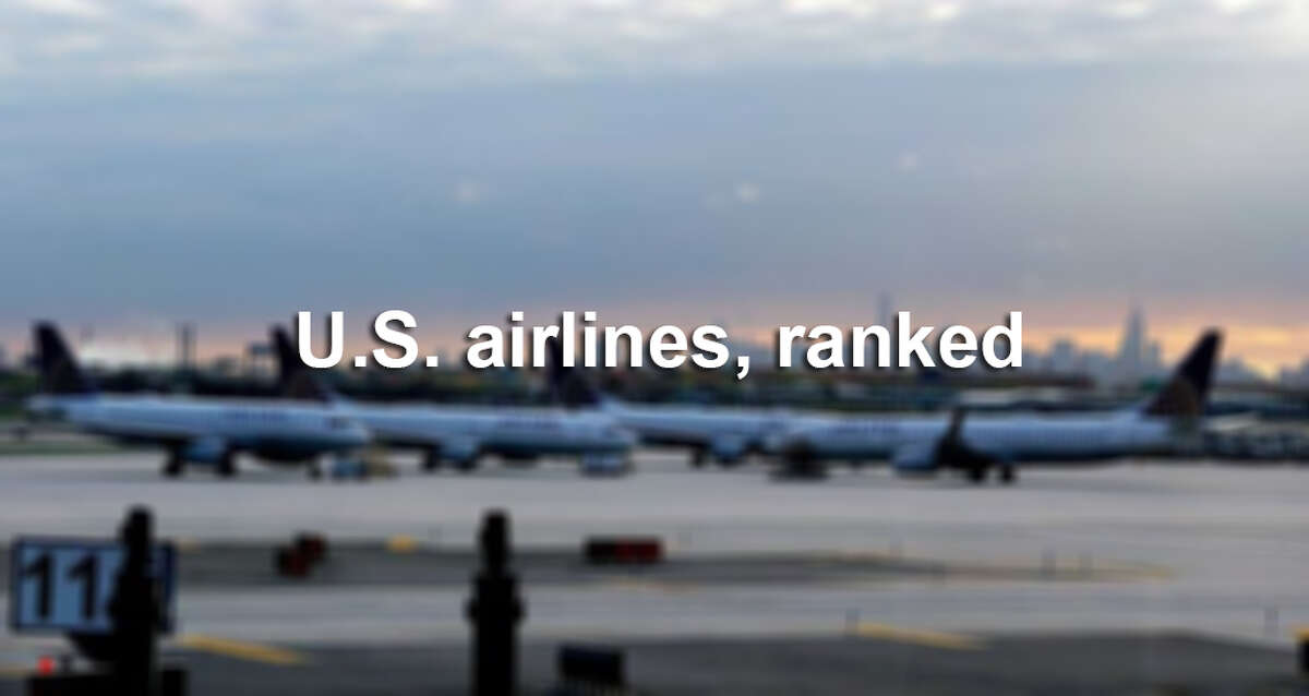 Click through the gallery to see how U.S. airlines rank in the 2015 Airline Quality Rating report by Embry-Riddle Aeronautical University and Wichita State University.