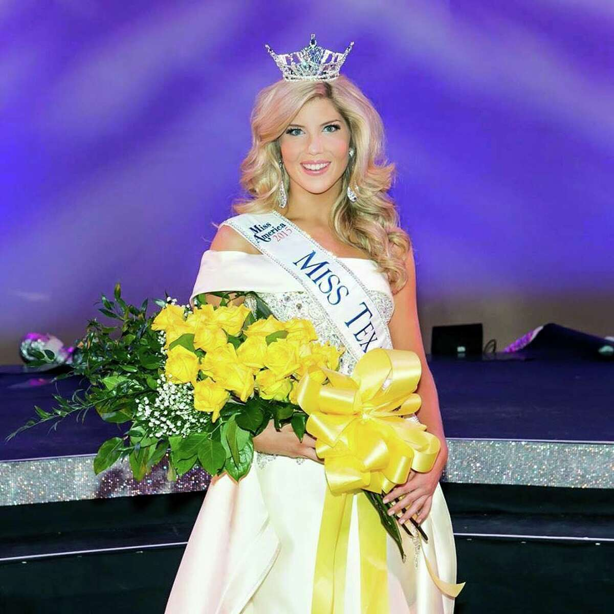 Meet the newly crowned Miss Texas, Shannon Sanderford.