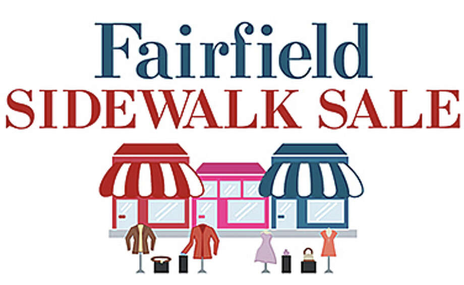 Downtown merchants plan to offer bargains and special merchandise -- al fresco -- July 18 during the Sidewalk Sales and Street Fair event. Photo: Contributed / Contributed Photo / Fairfield Citizen