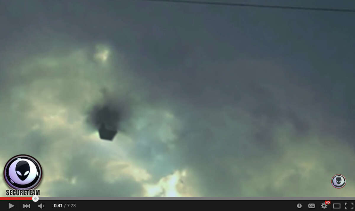 Stills from this video give a detailed look at the mystery