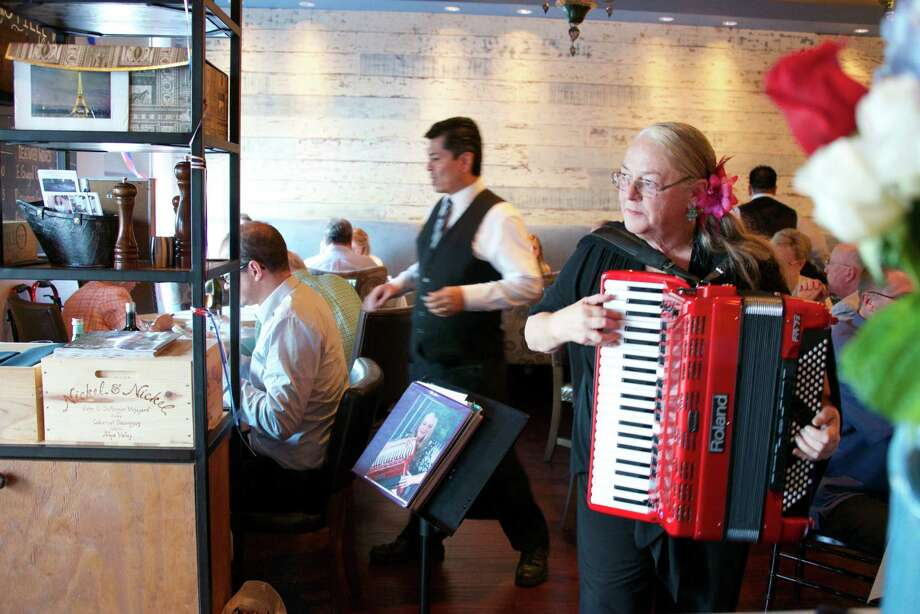 * Radio Milanoé­s chef Jose Hernandez is visiting chef Philippe Verpiand at é‰toile for festive four-course French meal 5-10 p.m. July 14. An accordion player will entertain diners. Cost is $78 with wine pairings available starting at $32. 1101 Uptown Park, 832-668-5808. Paris 2010 Photo: Courtesy Photo