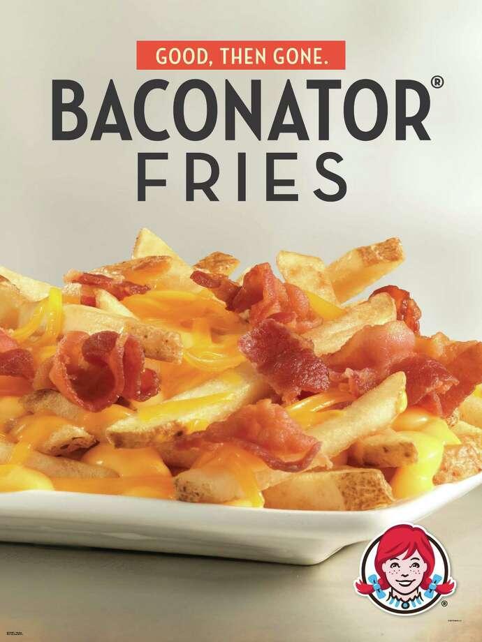 Baconator Fries