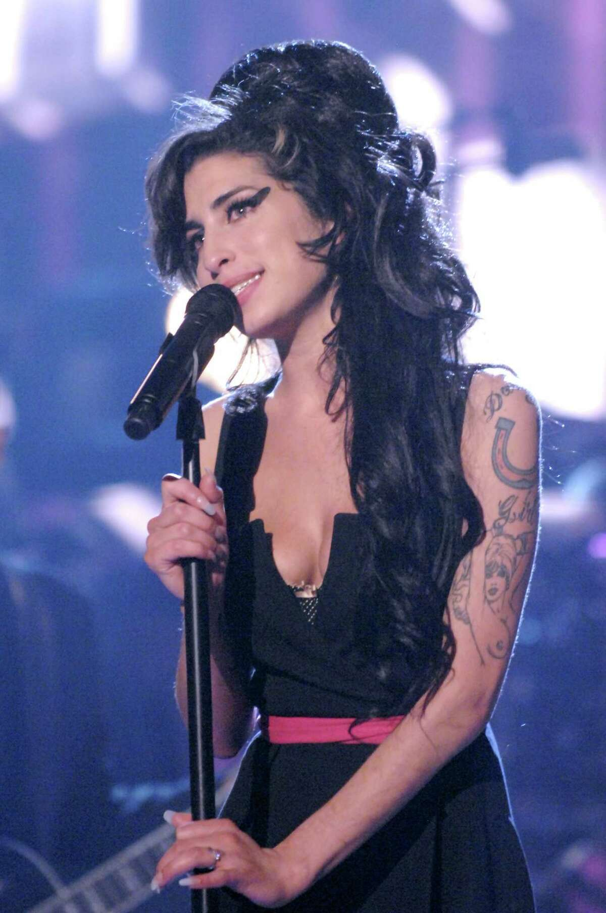 Amy: Four-and-a-half stars Asif Kapadia's documentary looks at the short career and tragic death of musician Amy Winehouse. Read the review: 'Amy' is the story of a shooting star More: An interview with the filmmaker behind the haunting documentary