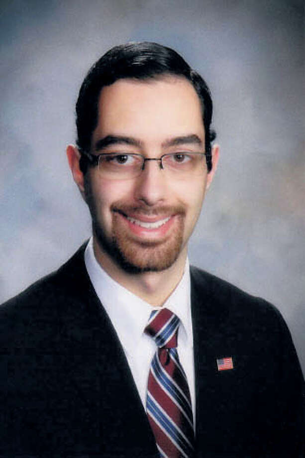 Kevin Sutherland, a Trumbull native and a former intern for U.S. Rep. Jim Himes, D-Conn., was killed over the weekend in Washington, D.C. Sutherland, 24, was stabbed to death about 1:30 p.m. Saturday during an apparent robbery aboard a train in the NoMa-Gallaudet Metro station on Washington's red line. Photo: Contributed / Contributed Photo / Connecticut Post Contributed
