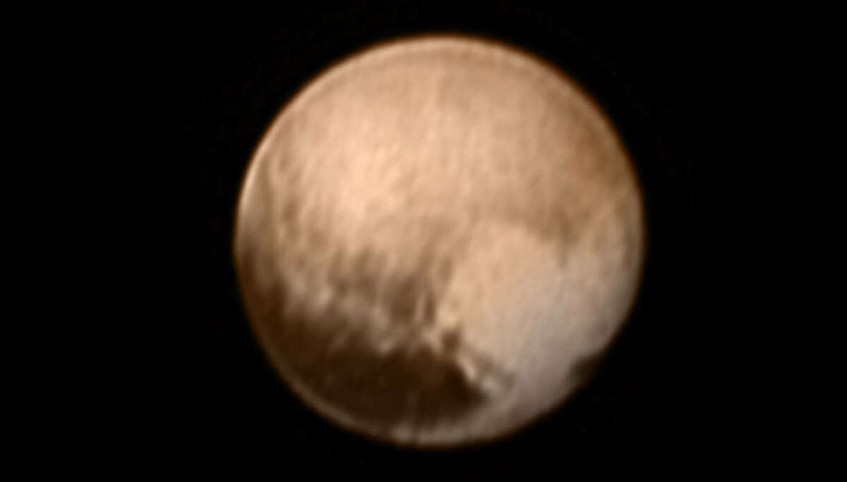 Pluto is the second largest dwarf planet at 2,329 km in diameter.
