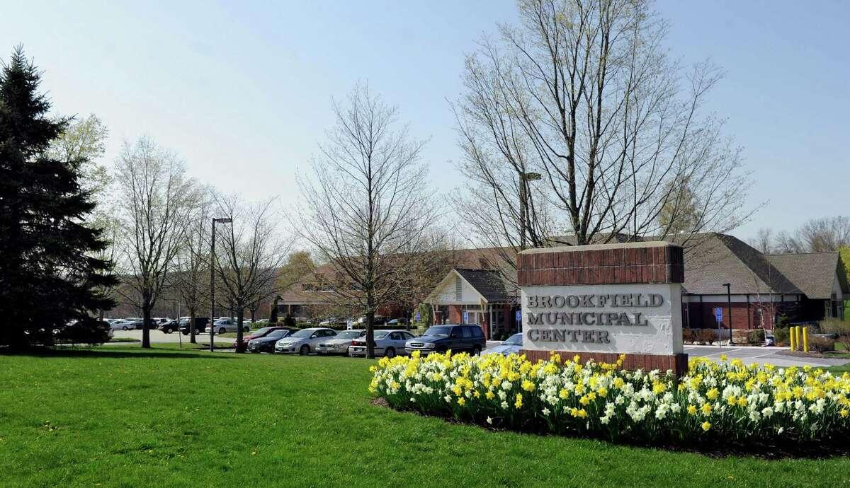 The Brookfield Municipal Center in Brookfield, Conn.
