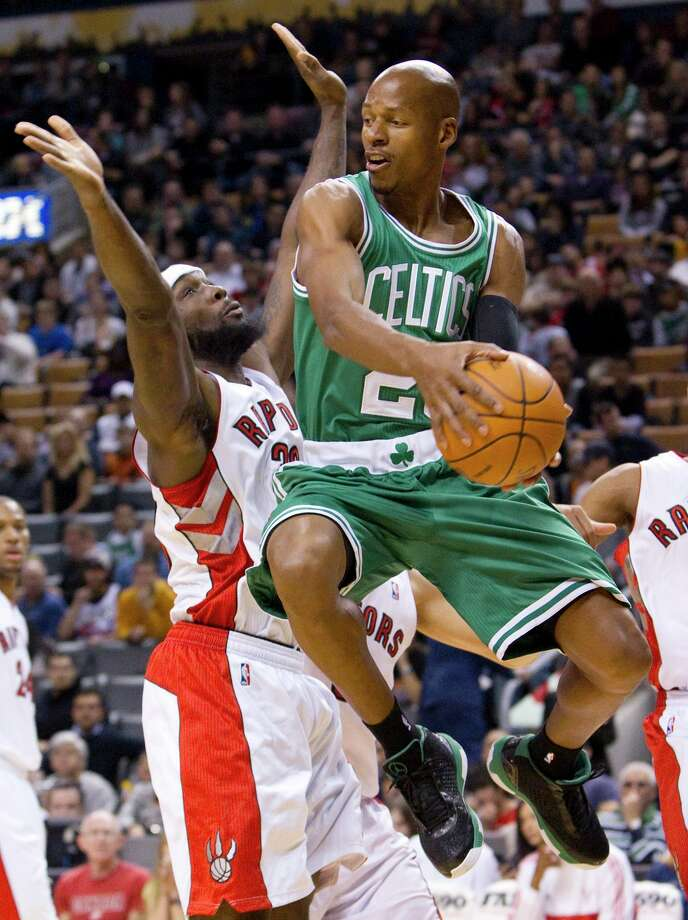 Ray Allen  Photo: Darren Calabrese /AP / CP