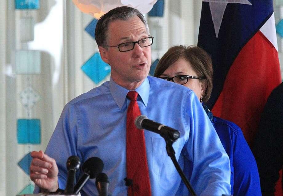El concejal de Houston Stephen Costello reportó haber recaudado 1.8 millones de dólares hasta el pasado 30 de junio. Photo: James Nielsen, Houston Chronicle