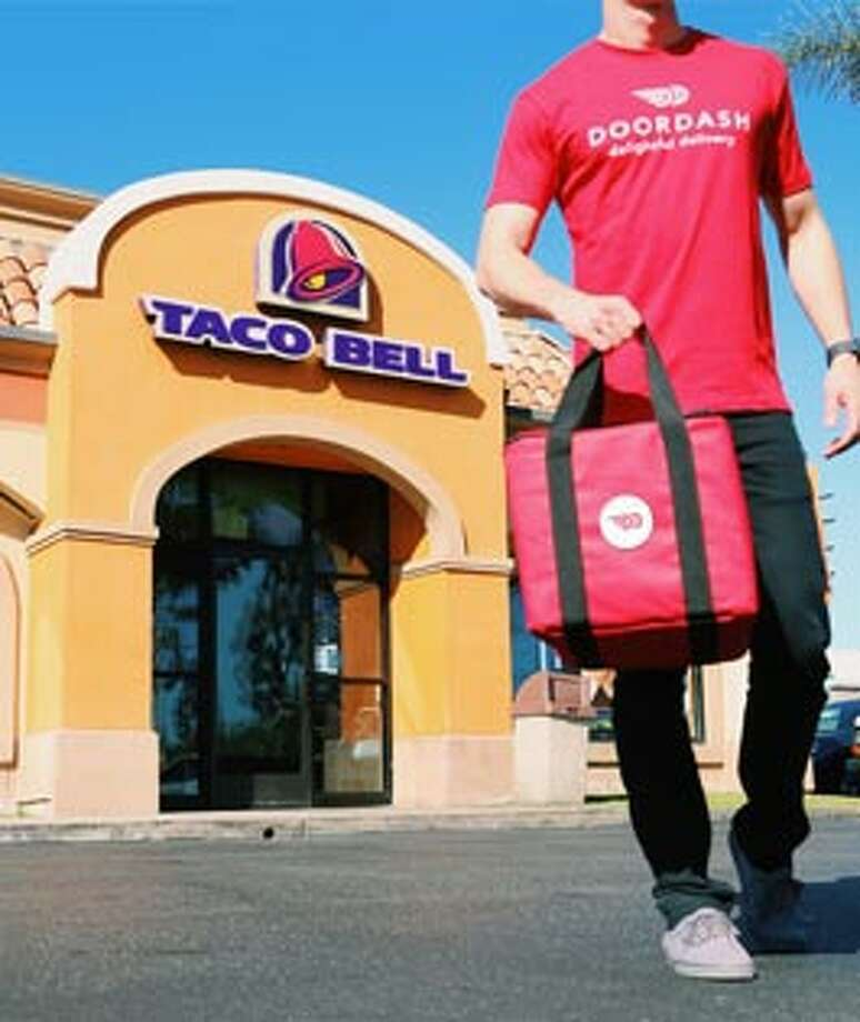 Taco Bell's delivery service Photo: Courtesy,  Taco Bell